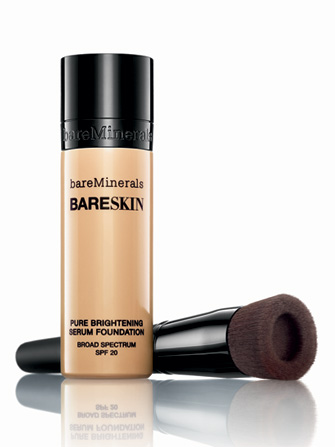 bare escentuals bareminerals bareskin foundation